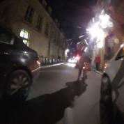 Même la cycliste vélo+ ne sait plus quoi faire