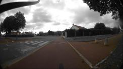Imagineriez-vous un croisement « auto » avec des trottoirs ?