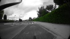 À l'intersection, tournez à gauche !