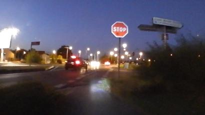 Un arrêt car « les vélos iraient trop vite ».