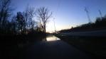 La voie humide de Saran