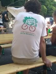 C'est la bicyclette qui respecte la forêt