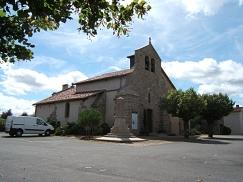 Église de St Yrieix sous Aixe