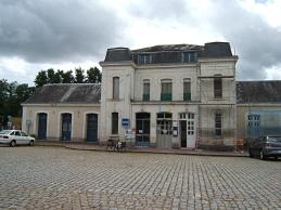 Gare de St Junien