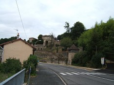 Ruines de St Amand