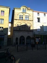 Bâtisse bourgeoise dite « des consuls » XVIeme siècle