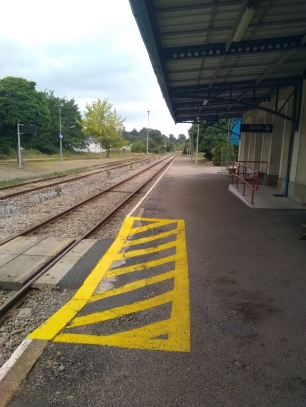 Absence de train