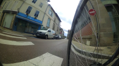 Pas de « sauf vélo »