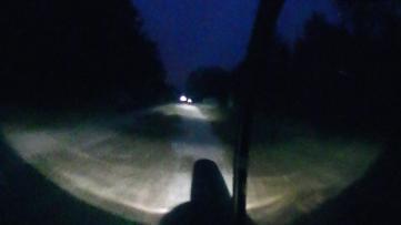 Panneau & lumière