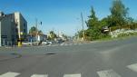 Avenue de Verdun, croisement avec la rue Berthelot.