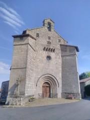 L'église forte de Blond