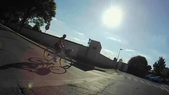 cyclisteheureuse