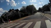 Entrée de la rue du lac.