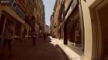 une rue piétonne